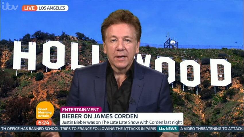 Good Morning Britain on ITV